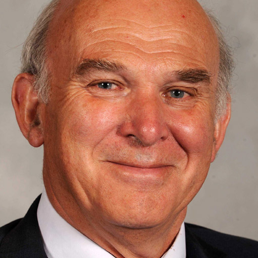 Rt Hon Sir Vince Cable MP